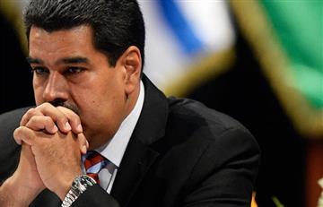 """EE.UU. llama a """"seguir aislando a Maduro"""" hasta que """"se vaya"""""""