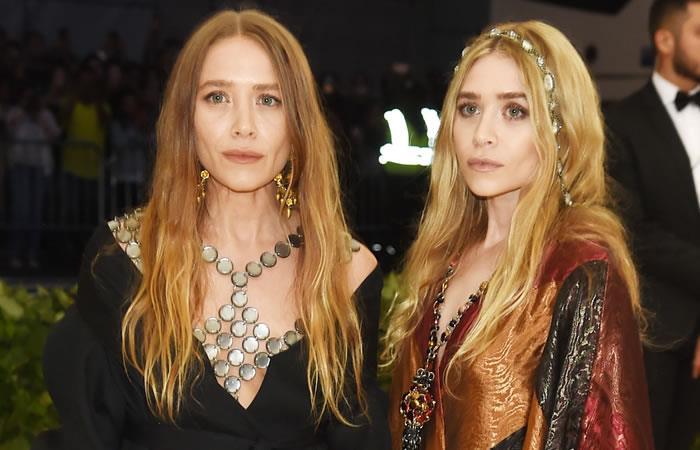 El impresionante aspecto de las Olsen durante la Met Gala