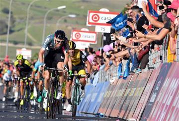 Giro de Italia: Transmisión en VIVO online de la etapa 5