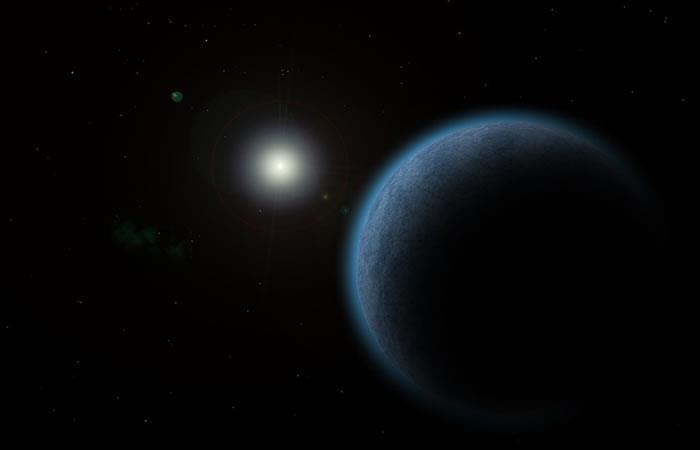 ¡Impresionante! Fotografían lo que podría ser un planeta bebé