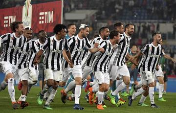 ¡Juan Guillermo Cuadrado y la Juventus campeones!