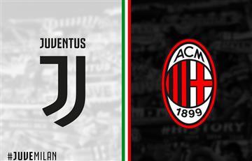 Juventus vs. Milan: Transmisión de la final de la Coppa Italia EN VIVO