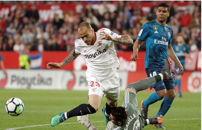¡Real Madrid no pudo con el Sevilla!