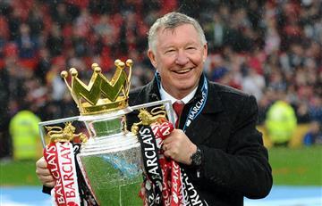 Sir Alex Ferguson y las buenas noticias sobre su salud