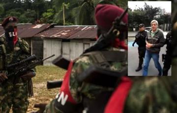 Bogotá: Alias Tista es acusado por reclutar niños para el ELN
