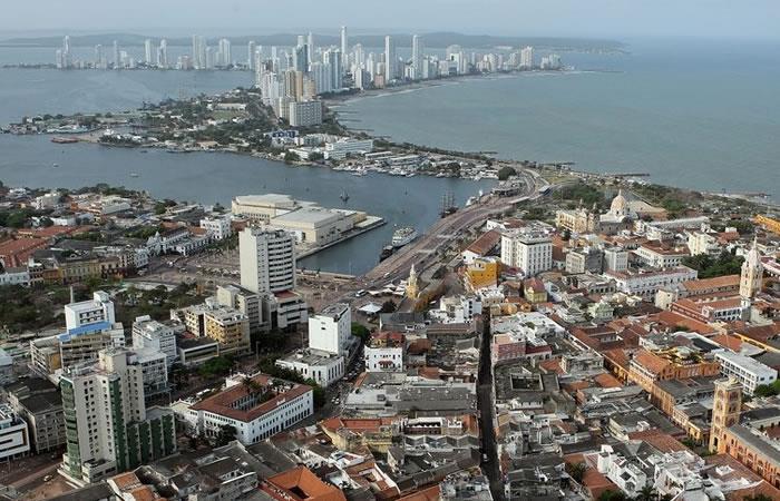 Cartagena de Indias. Foto: EFE