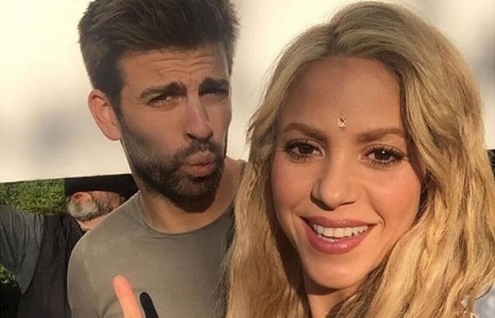 Fotos de Shakira y Piqué negarían supuesta separación