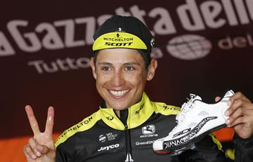 Giro de Italia: Así van los colombianos en la clasificación general