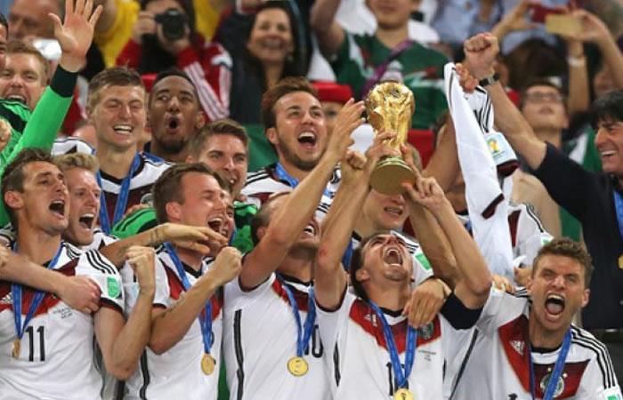 Mundial Rusia 2018: Esta es la millonaria cifra de dinero que ganará el campeón