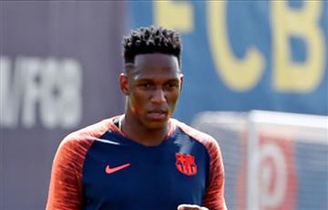 ¿Yerry Mina jugará en España, pero no en Barcelona?