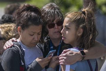 Detienen a estudiante por un tiroteo en escuela de Los Ángeles, California