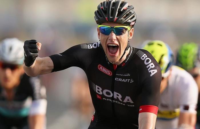 Giro de Italia: Sam Bennett ganó la séptima etapa