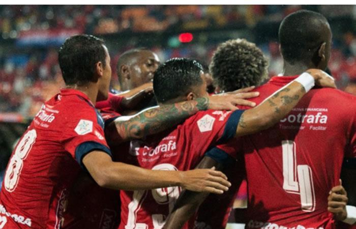 Independiente Medellín vs. Sol de América: EN VIVO online