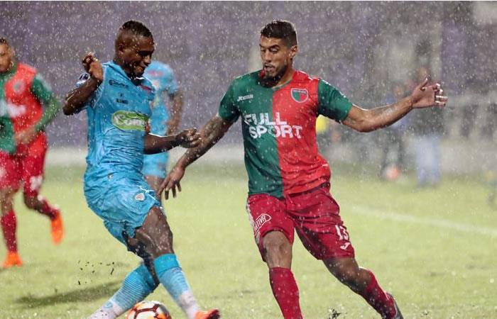 Jaguares se despide de la Copa Sudamericana