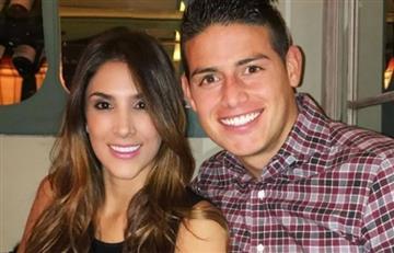 ¿James Rodríguez y Daniela Ospina siguen juntos?, la foto que los delata