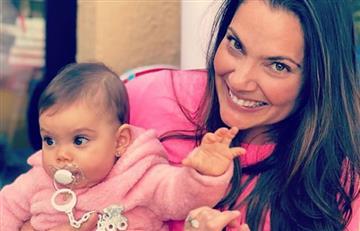 """Jessica de la Peña: """"Me puse a llorar"""" tras tierno momento con su hija"""