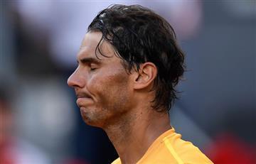 Rafael Nadal perdió su invicto ante Thiem