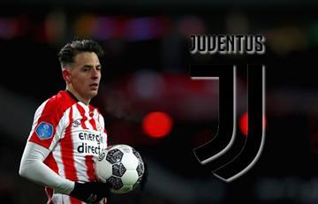 Santiago Arias podría ser compañero de Cuadrado en la Juventus