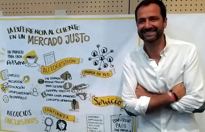 Tostao y el secreto de un negocio rentable en Colombia