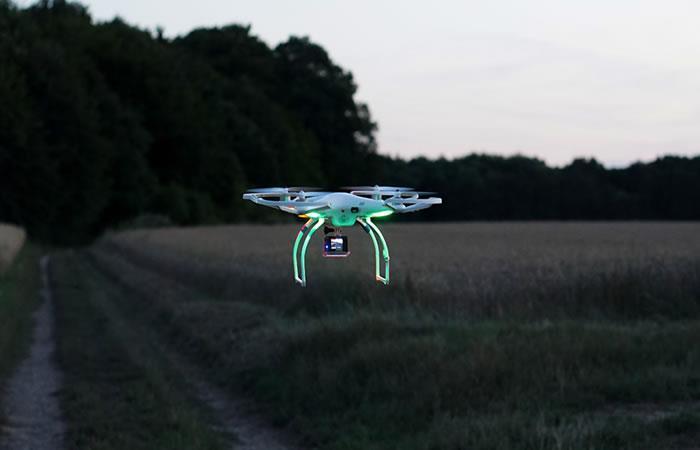 Uber usará drones para entregar comida a domicilio