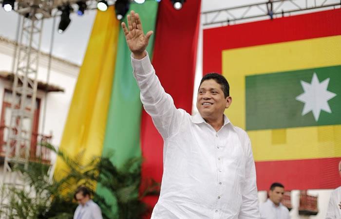 Cartagena: Quinto Guerra se posesiona como nuevo alcalde