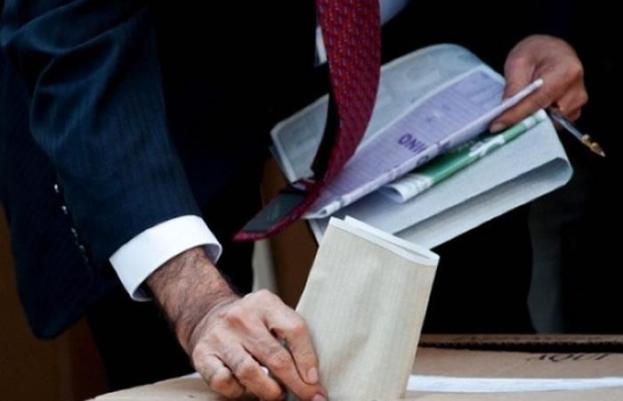 Elecciones presidenciales serán auditadas por una organización internacional