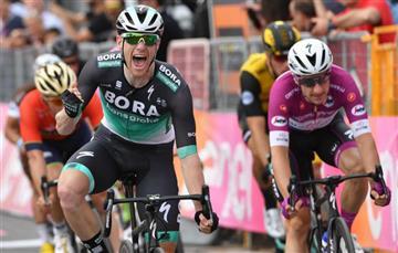 Giro de Italia: RichardCarapaz se impuso en la etapa 8