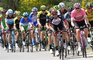 Giro de Italia: Sigue la transmisión EN VIVO de la etapa 8