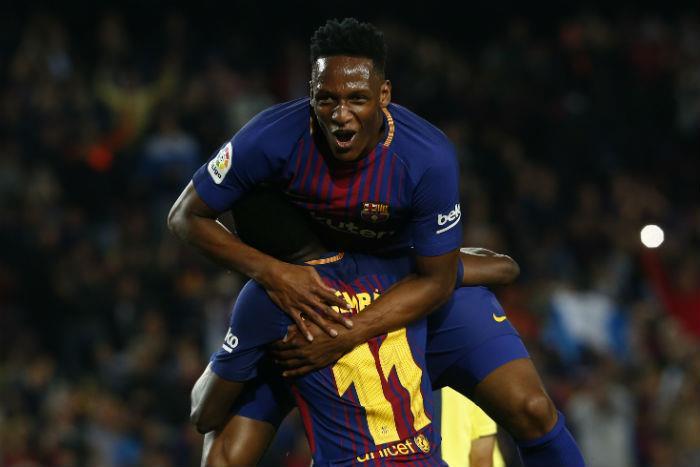 Levante le arrebató el invicto a Barcelona