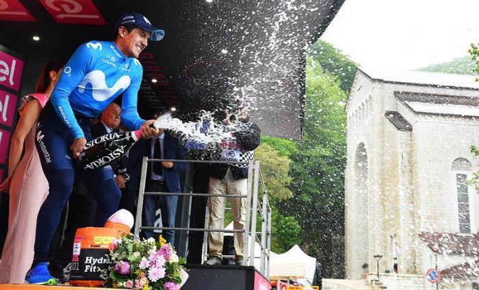 Giro de Italia: Sigue la transmisión EN VIVO de la etapa 9
