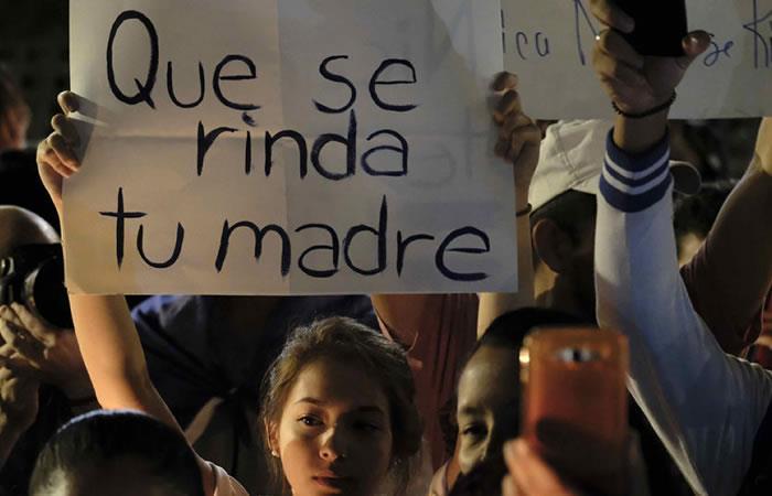 Nicaragua: El Ejército le da la espalda a Daniel Ortega