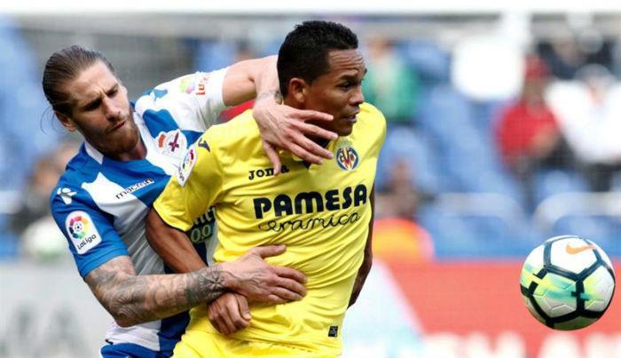 ¡Carlos Bacca en la lista de los mejores¡