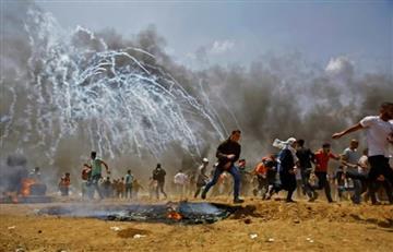 EEUU abre su embajada en Jerusalén en medio de un baño de sangre en Gaza