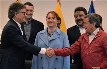 ELN anuncia cese al fuego durante elecciones del 27 de mayo