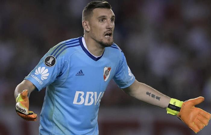 Franco Armani convocado por Sampaoli a la selección de Argentina