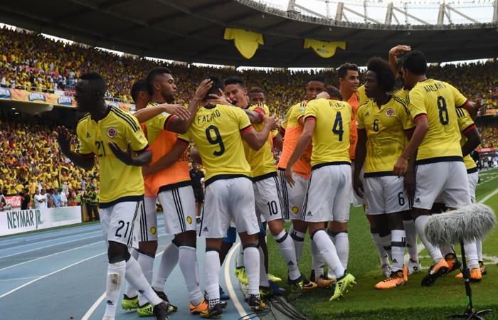 Selección Colombia: Estos son los 35 guerreros de Pékerman