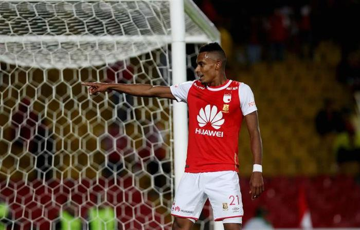 Willian Tesillo le dice adiós a Independiente Santa Fe