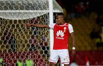 Willian Tesillo le dice adiós a Independiente Santa Fe
