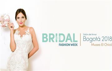 Bogotá se llena de mágia y moda con el Bridal Fashion Week 2018
