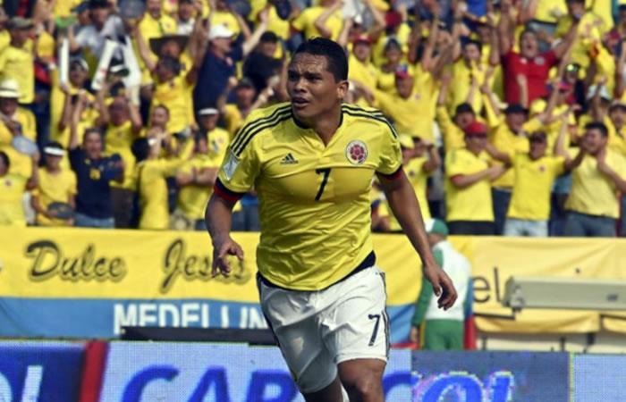Carlos Bacca sueña con hacer un gran Mundial