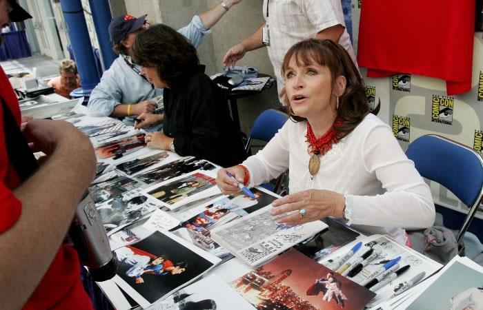 Muere la actriz que interpretó a Luisa Lane