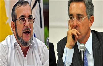 Timochenko asegura que Uribe terminará en la JEP
