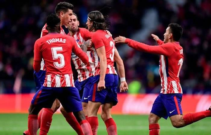 Atlético de Madrid vs. Marsella: EN VIVO la gran final de la Europa League