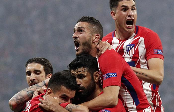 ¡Atlético Madrid campeón de la Europa League!