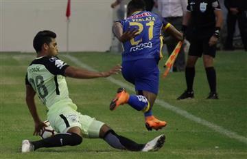 Atlético Nacional cayó 1-0 ante Delfín