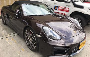 Decomisan el Porsche del exgobernador Hugo Aguilar