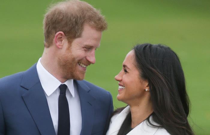 ¿Dónde y qué hora ver la boda real deMeghan Markle y el príncipe Harry?