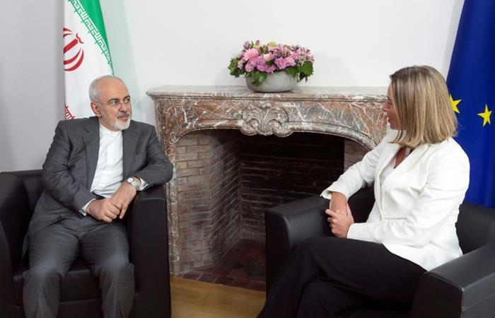 Europa e Irán se comprometen a salvar el acuerdo nuclear