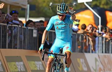 Giro de Italia: 'Superman' López sigue siendo el mejor colombiano