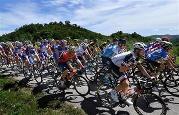 Giro de Italia:El líder Simon Yates ganó la etapa 11